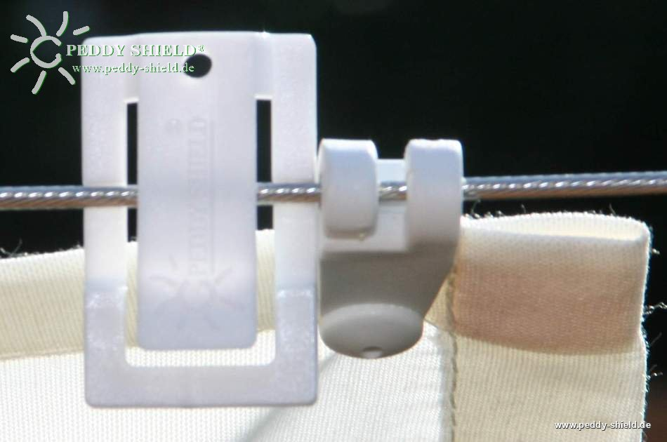 Frenos de ganchos deslizantes 4x for Ganchos para colgar toldos