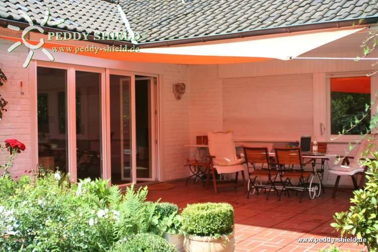 Toldos rectangulares para terraza y jard n - Toldos para jardin precios ...
