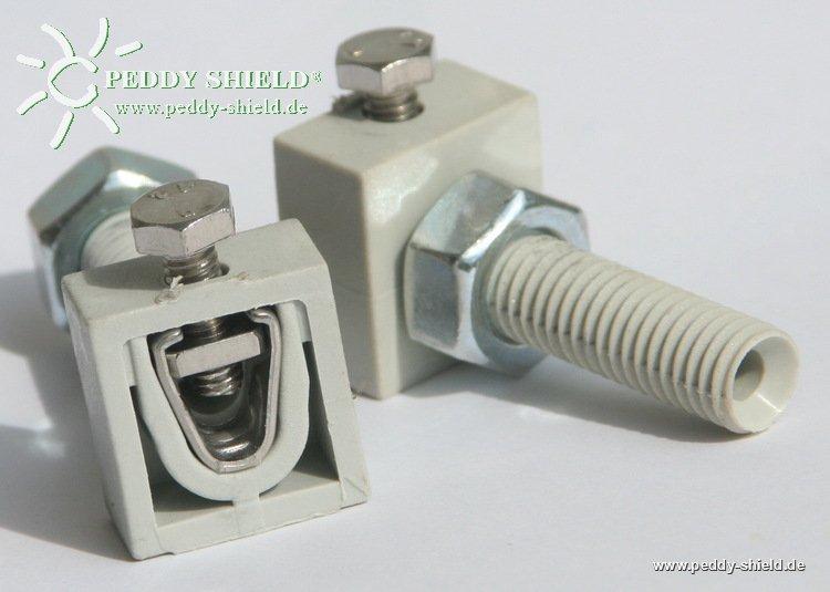 Sistema de tensores de cables 2x for Tensores para cable